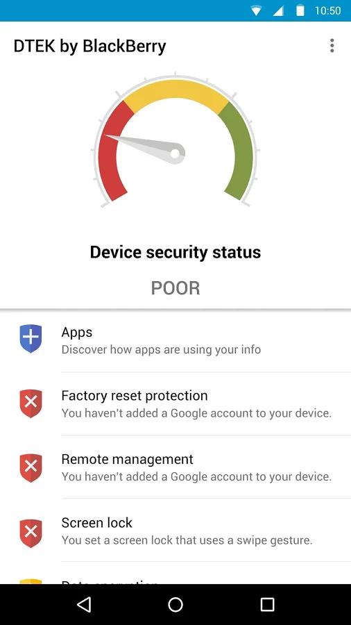 «Анализ» безопасности с помощью DTEK