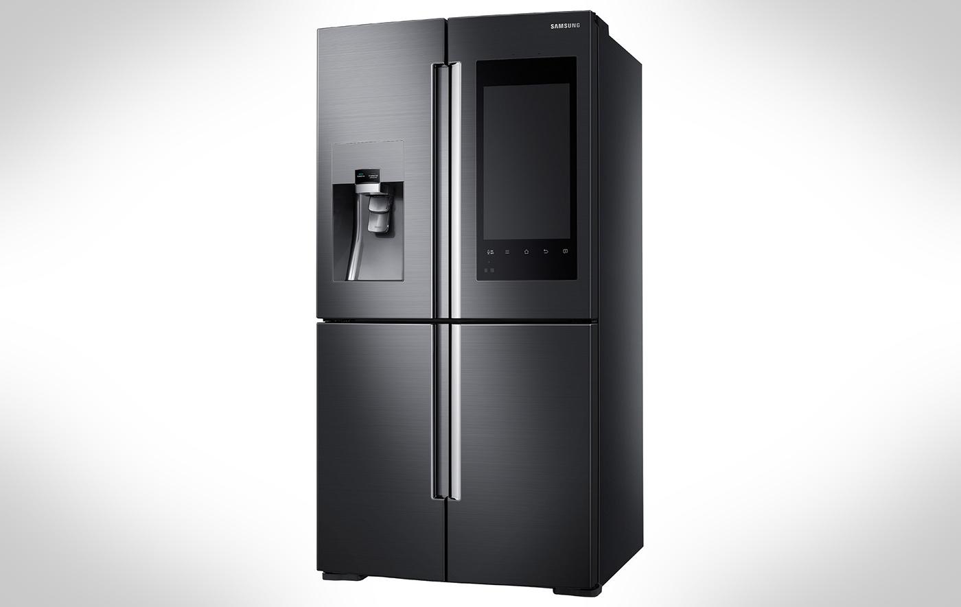 Чудо-холодильник, позволяющий смотреть продукты, не открывая дверцу