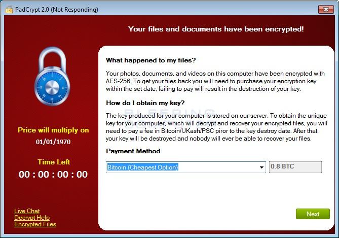 padcrypt-ransomware
