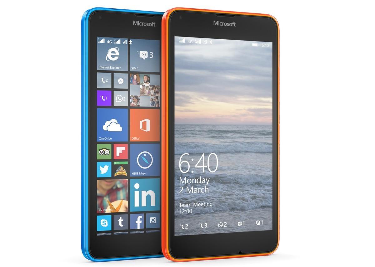Micosoft Lumia 640