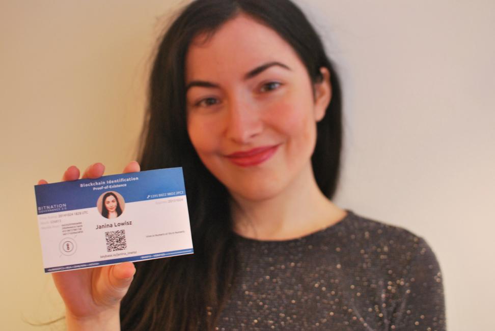 Bitnation выпускает децентрализованные удостоверения личности с регистрацией в блокчейне