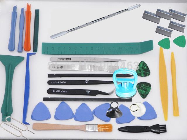 Различные инструменты для вскрытия корпусов