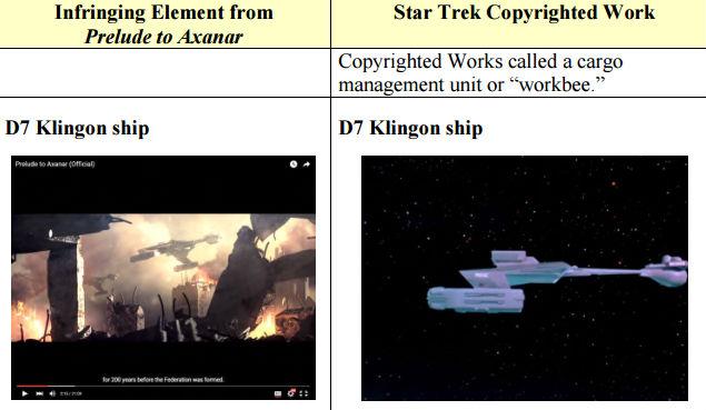 klingonships