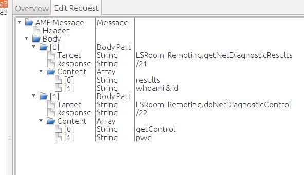 Запрос пинга с добавлением своих команд в LifeSize