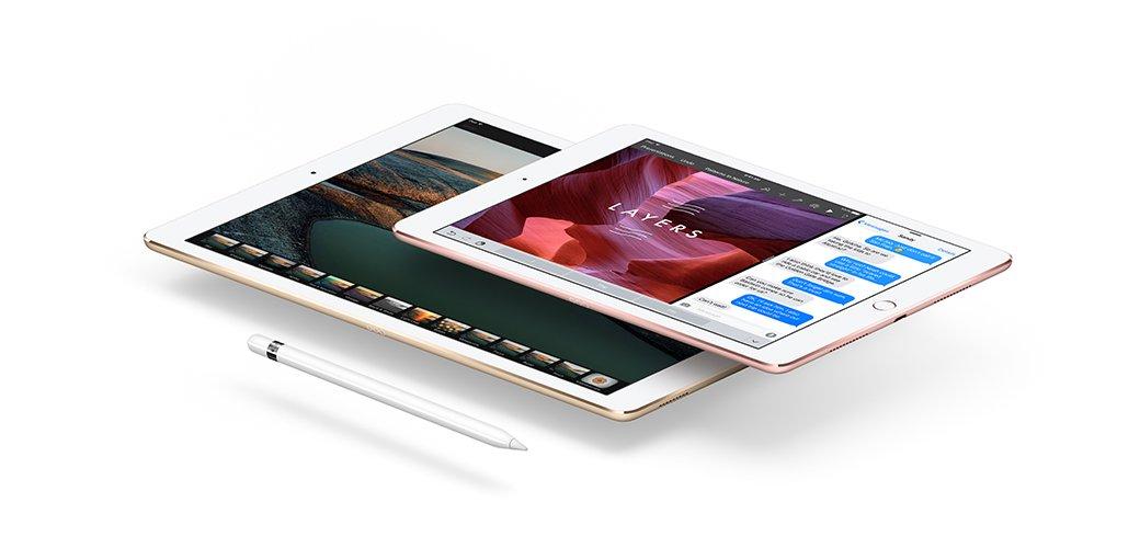 Рис. 5. Планшеты iPad Pro