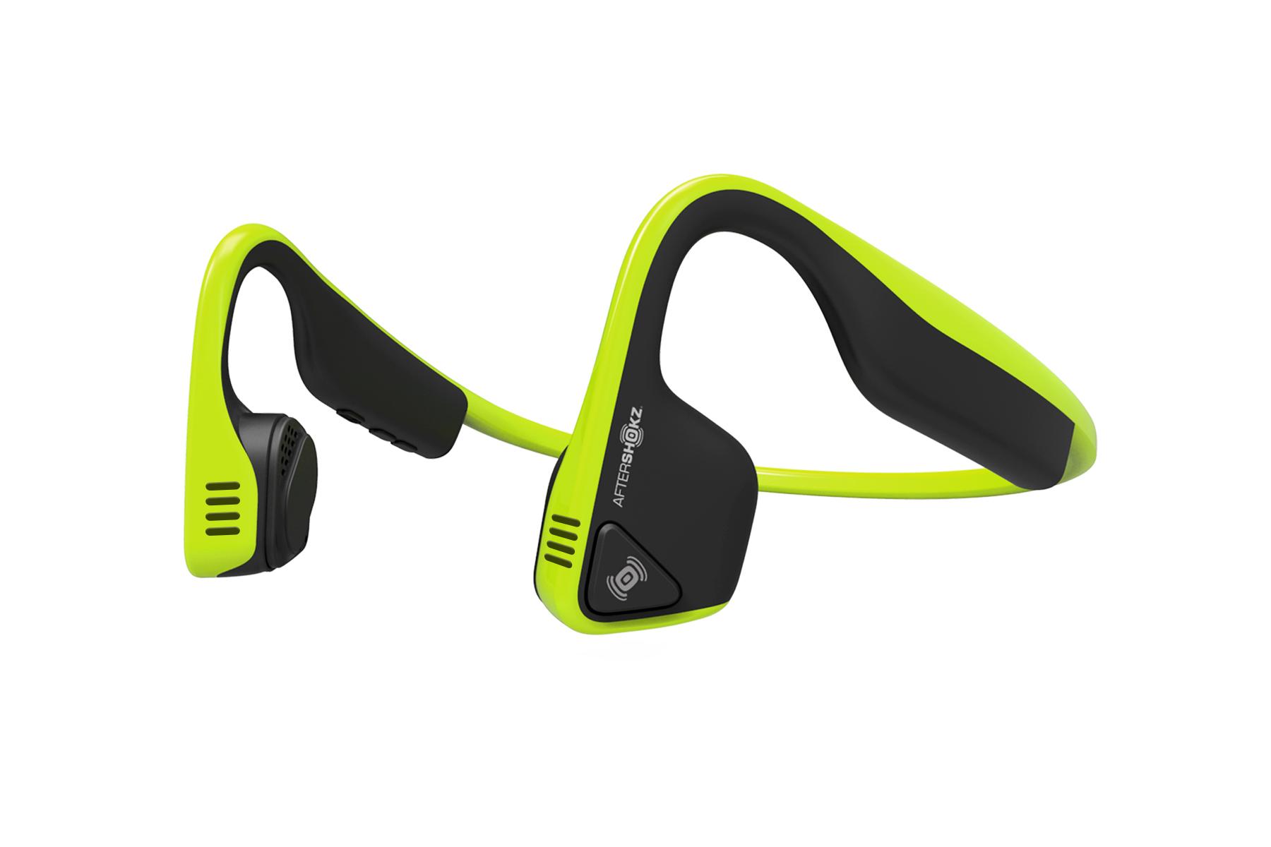 Рис. 4. Беспроводные Aftershokz Bluez 2 Wireless Bone Conduction Headphones