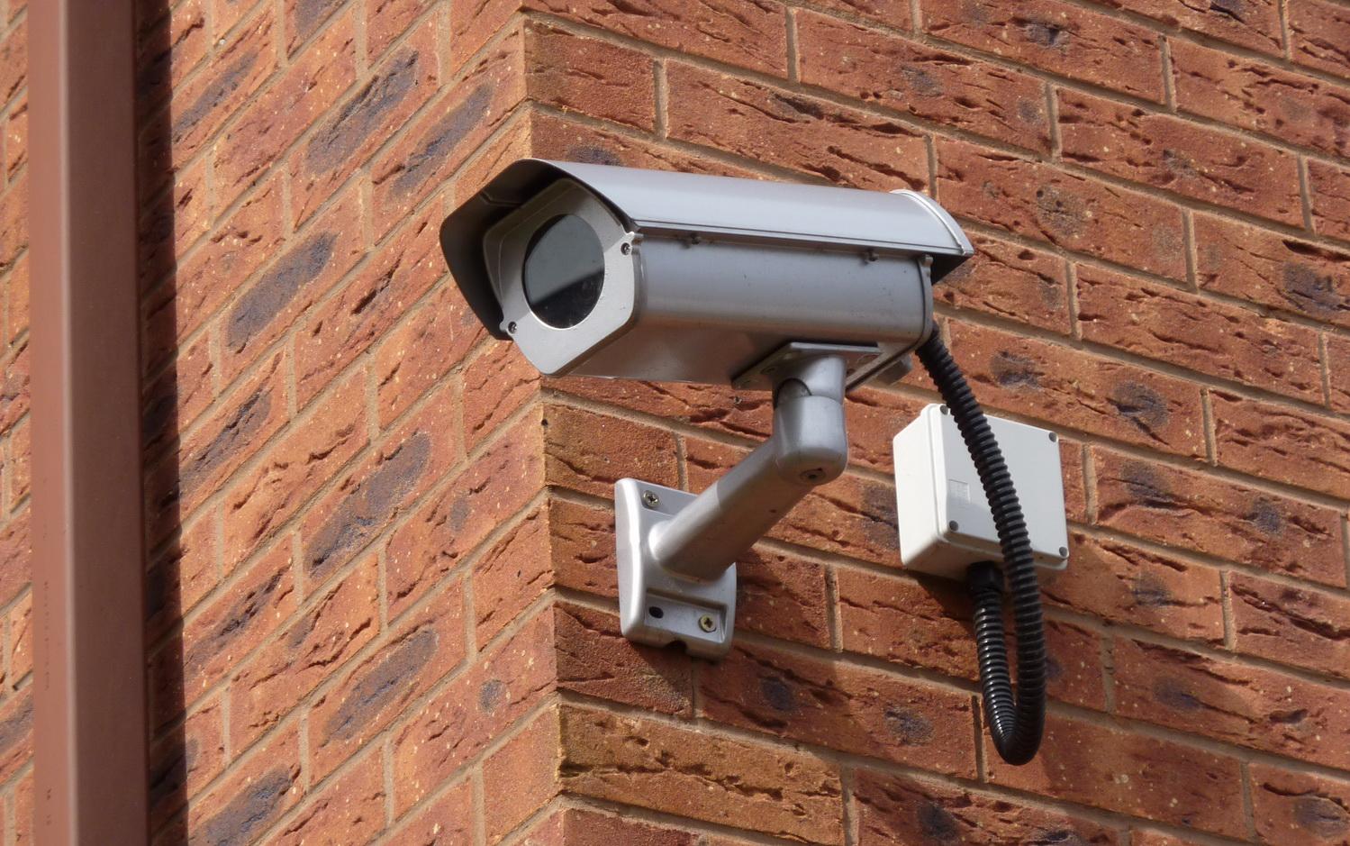 Камеры видеонаблюдения установка