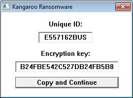 Вымогатель Kangaroo блокирует пользователям доступ к Windows First-run