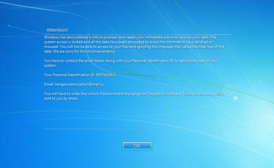 Вымогатель Kangaroo блокирует пользователям доступ к Windows Legal-notice-400x245