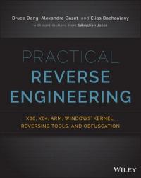 Обложка книги Practical Reverse Engineering