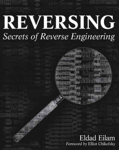 Обложка книги Secrets of Reverse Engineering