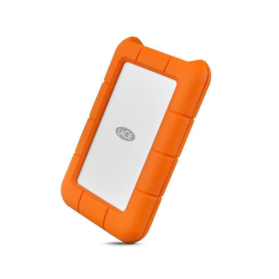 Рис. 6. Внешний жесткий диск LaCie Rugged USB-C