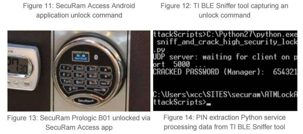 Исследователи доказали, что оснащать сейфовые замки Bluetooth – плохая идея