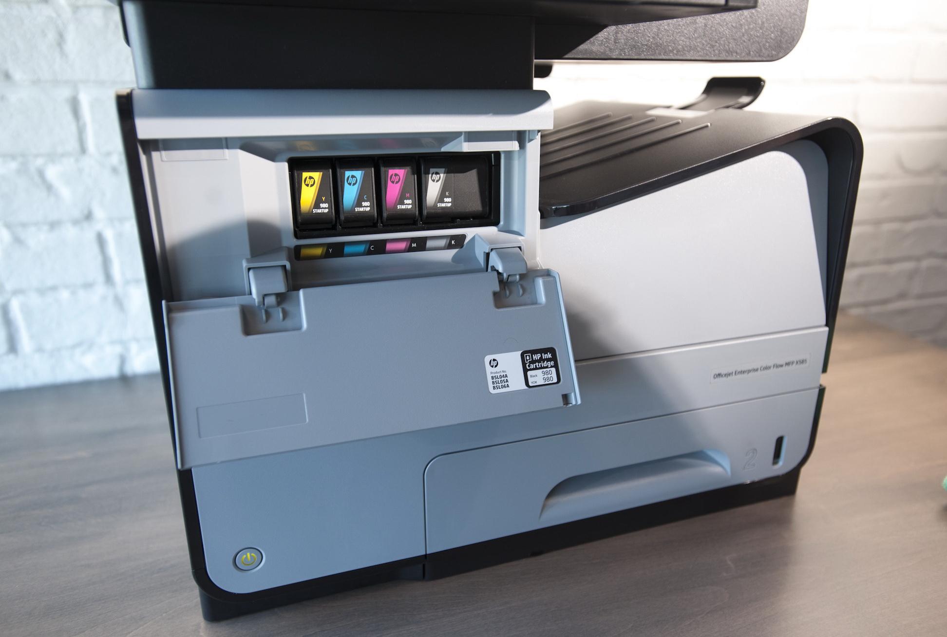 HP отключила FTP и Telnet для своих принтеров из соображений безопасности