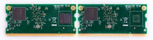 Raspberry Pi Compute Module обновился и стал мощнее в 10 раз