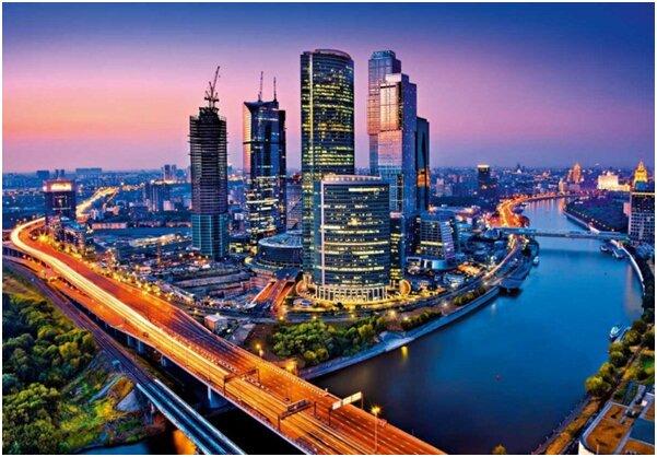 Еще KNX/EIB есть в Kuwait Trade Center и даже в одной из башен «Москва-Сити»