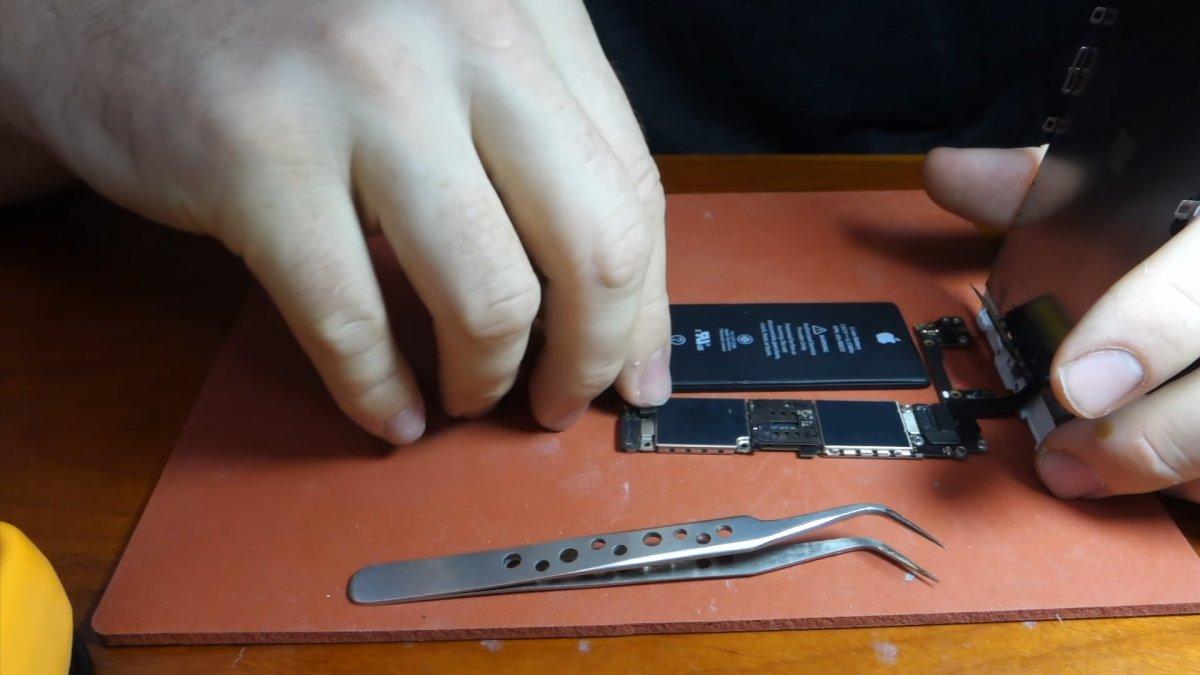 Процесс сборки собственного iPhone 6s