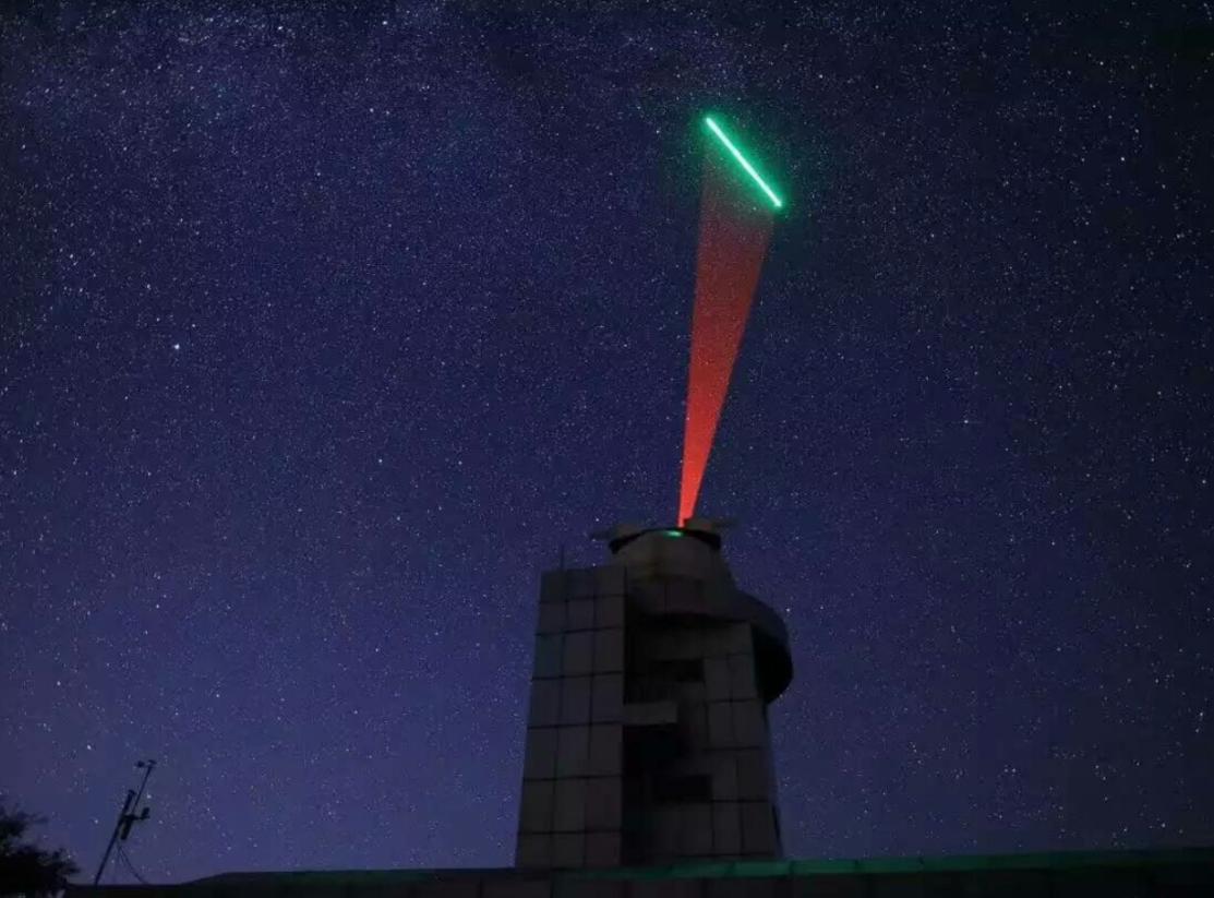 Наземная станция спутниковой квантовой связи. Фото: Cao Juni