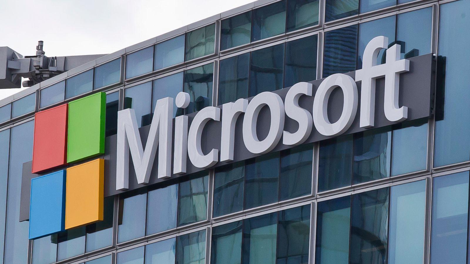 Двое британцев арестованы по подозрению во взломе сети Microsoft