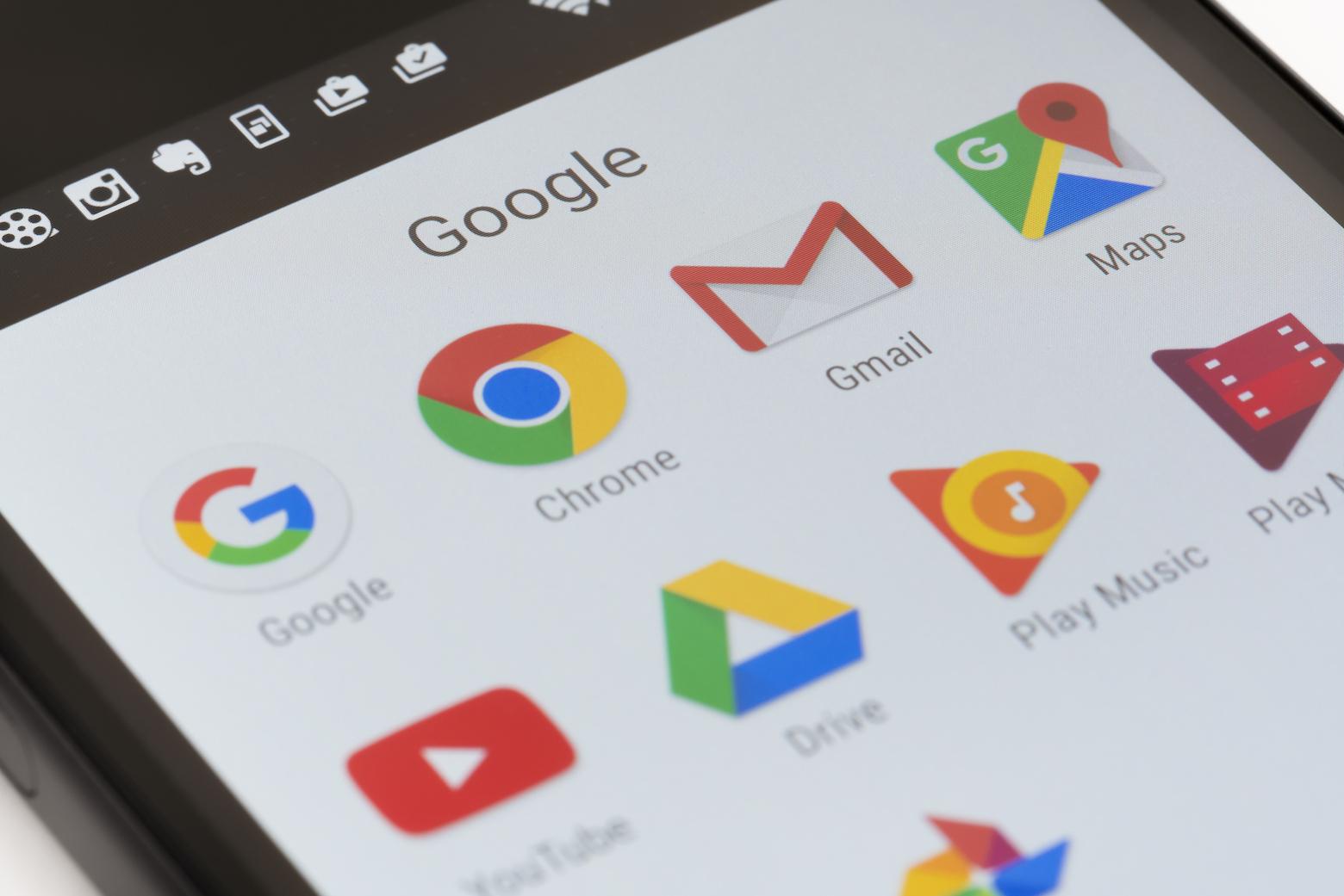 Google перестанет сканировать содержимое писем Gmail в рекламных целях