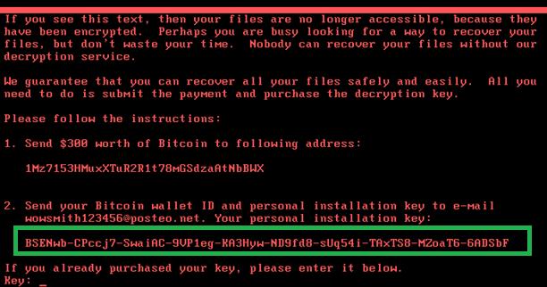Вирусы WannaCry иPetya были украдены уАНБ