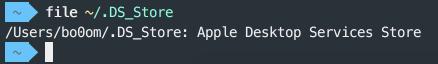 Служебный файл .DS_Store автоматически создается в директории, когда в нее заходишь