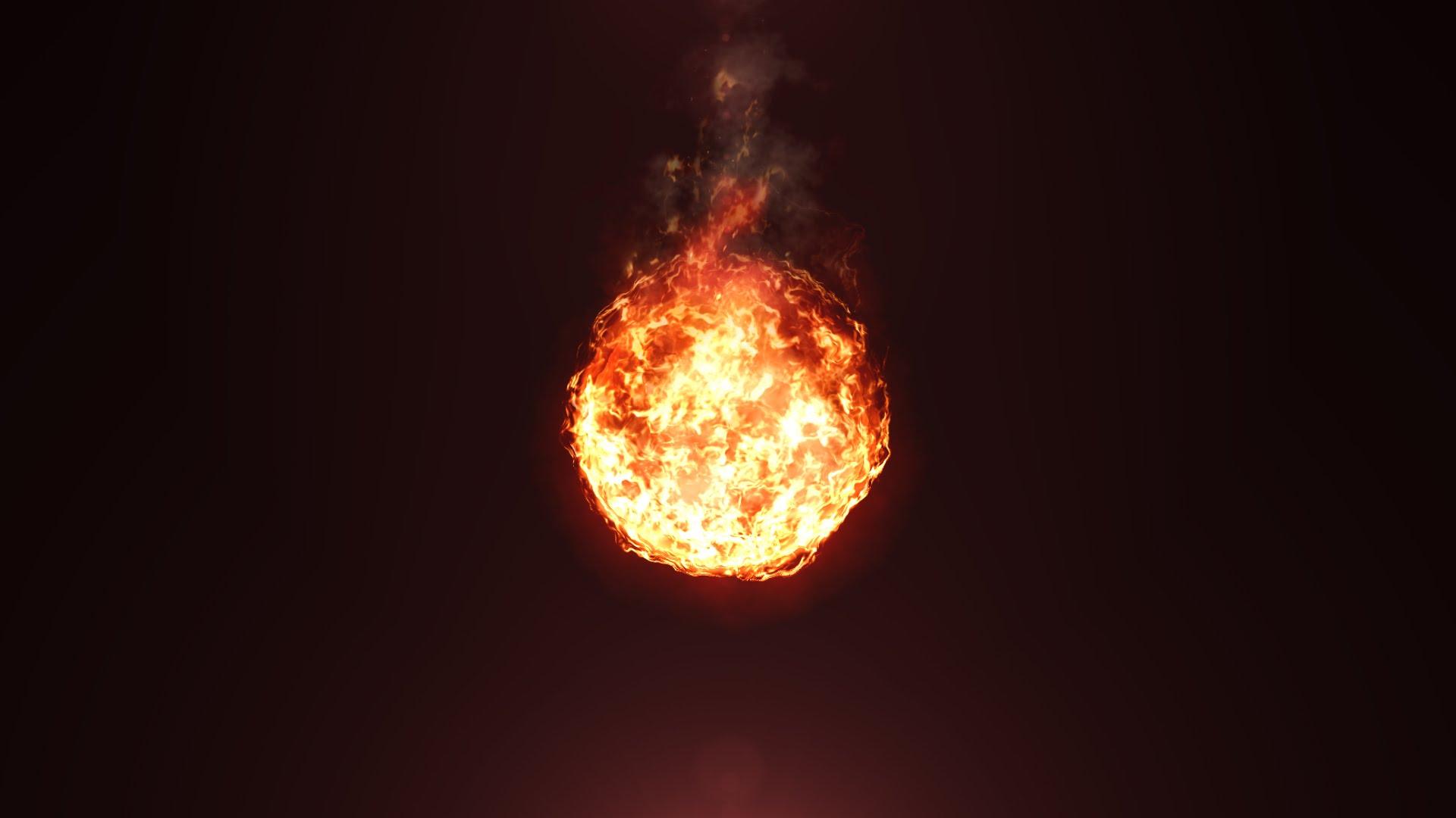 образом, фото огненных шаров туники