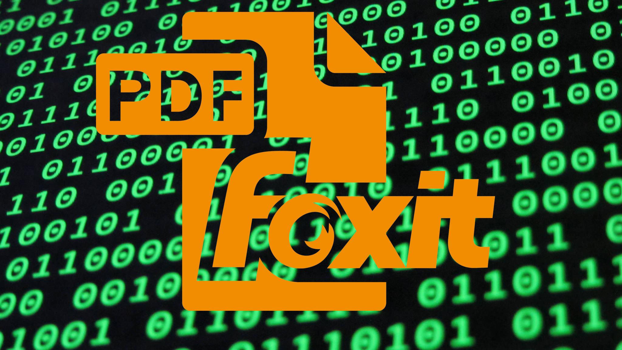 В Foxit Reader обнаружены две 0-day уязвимости