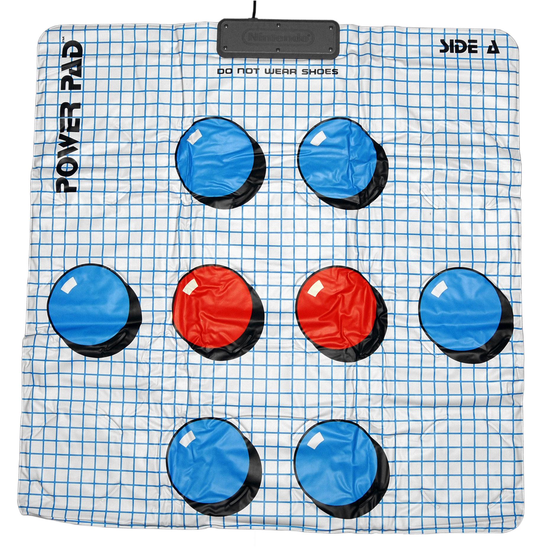 Фитнес-коврик NES Power Pad
