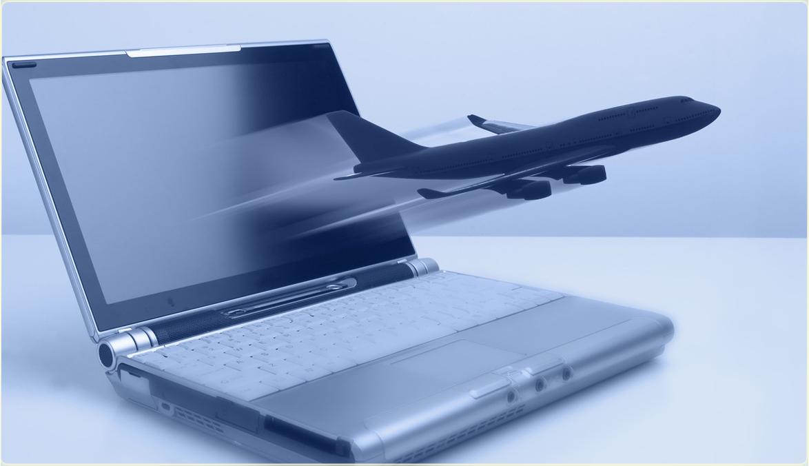 Мошенники завлекают пользователей, предлагая авиабилеты