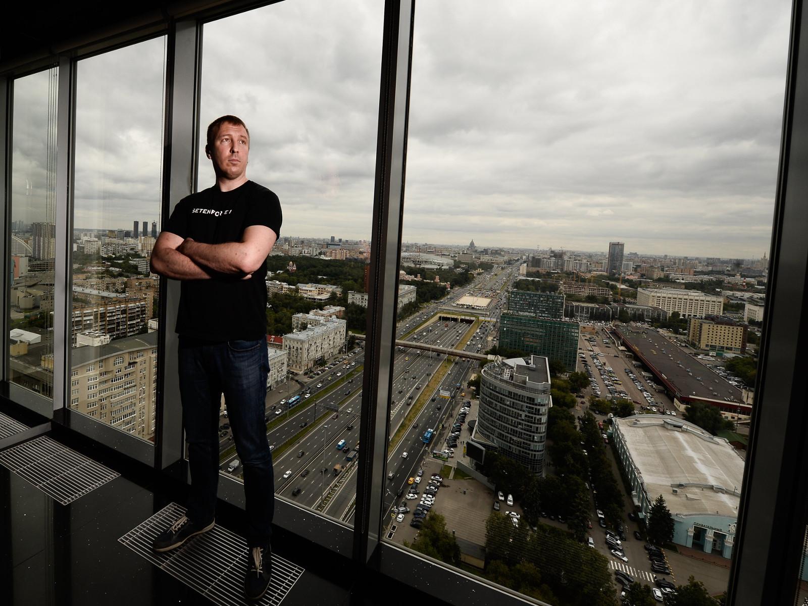 Андрей Губа, технический директор «Одноклассников»