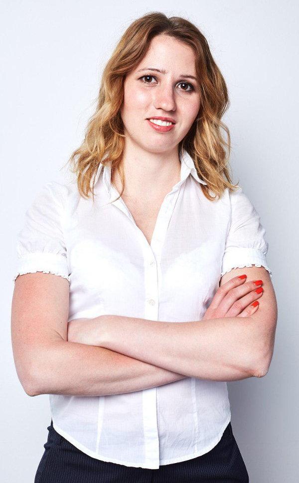 Анастасия Новикова, исполнительный директор «Валарм» (Wallarm)