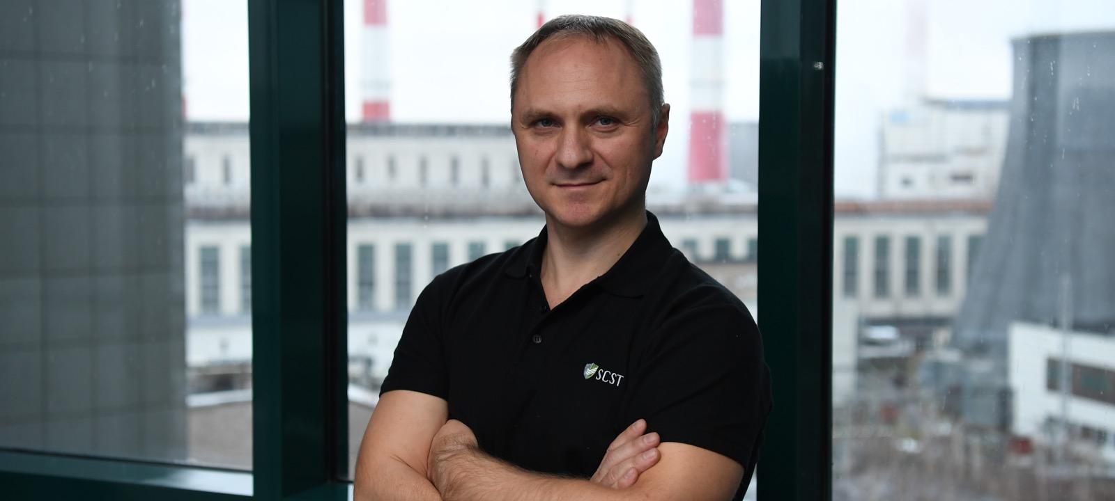 Сергей Лебедь. Интервью с руководителем службы кибербезопасности Сбербанка