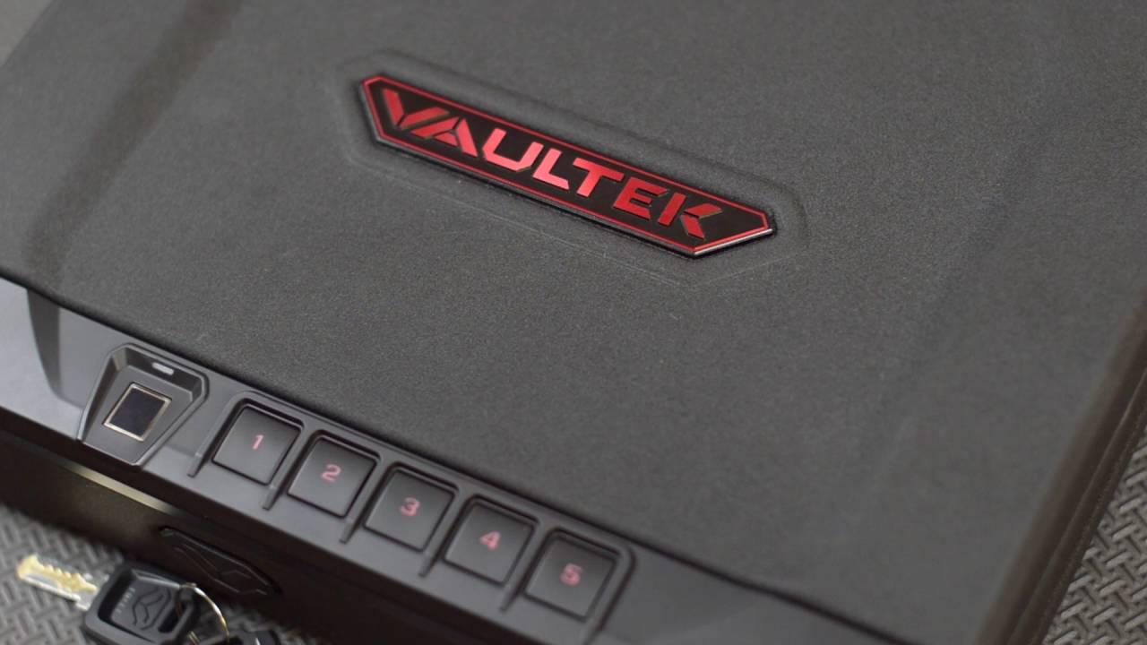 Популярные оружейные сейфы Vaultek можно взломать и открыть удаленно