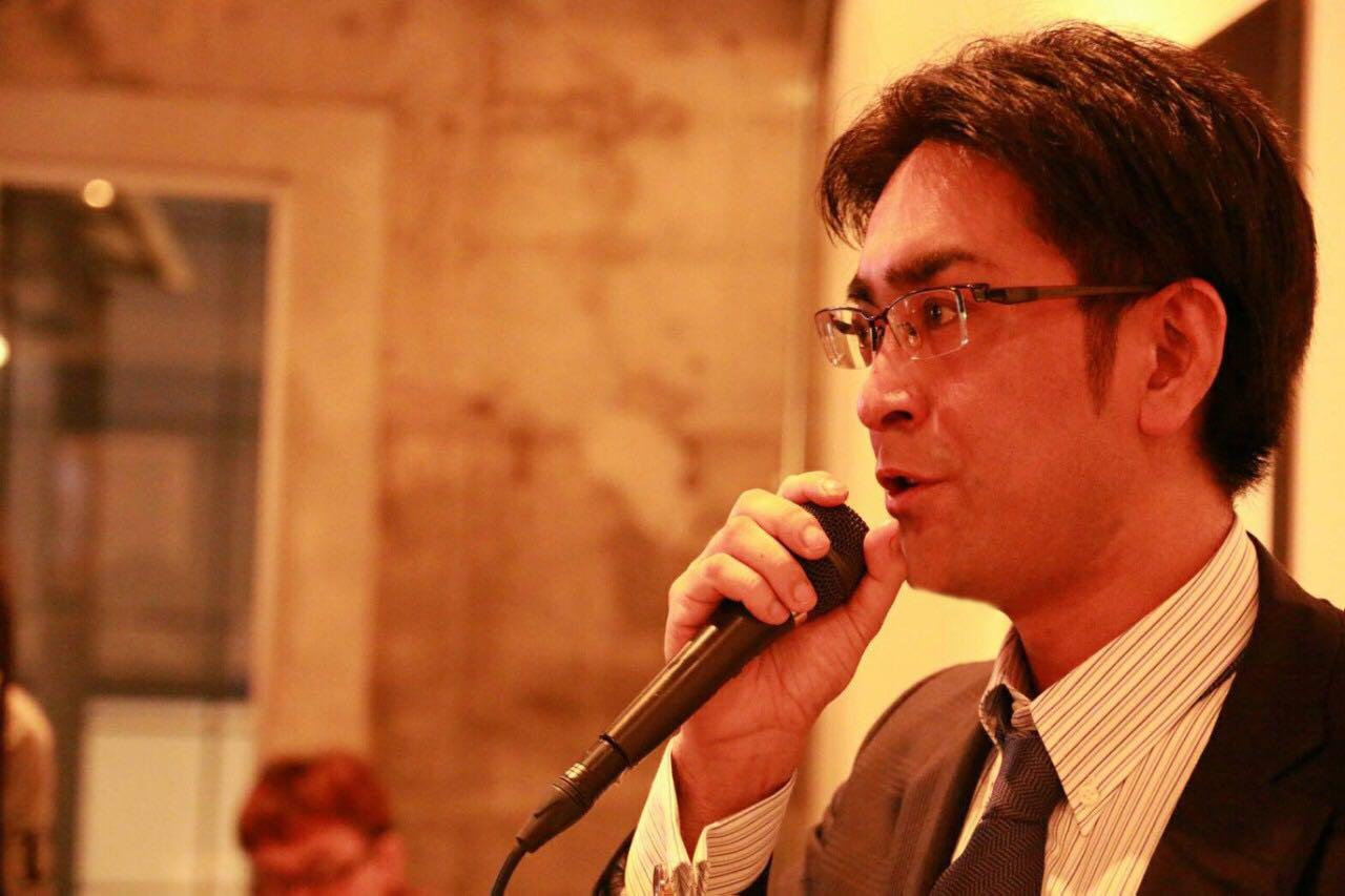 Тадаси Мияваки, основатель компании Garhi Technology