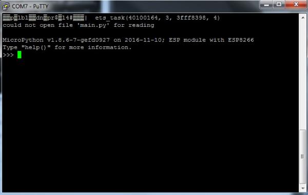 Подключение через SerialPort