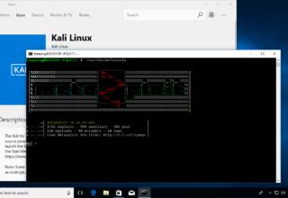 HOW-TO: как поднять Windows Subsystem for Linux в Windows 10