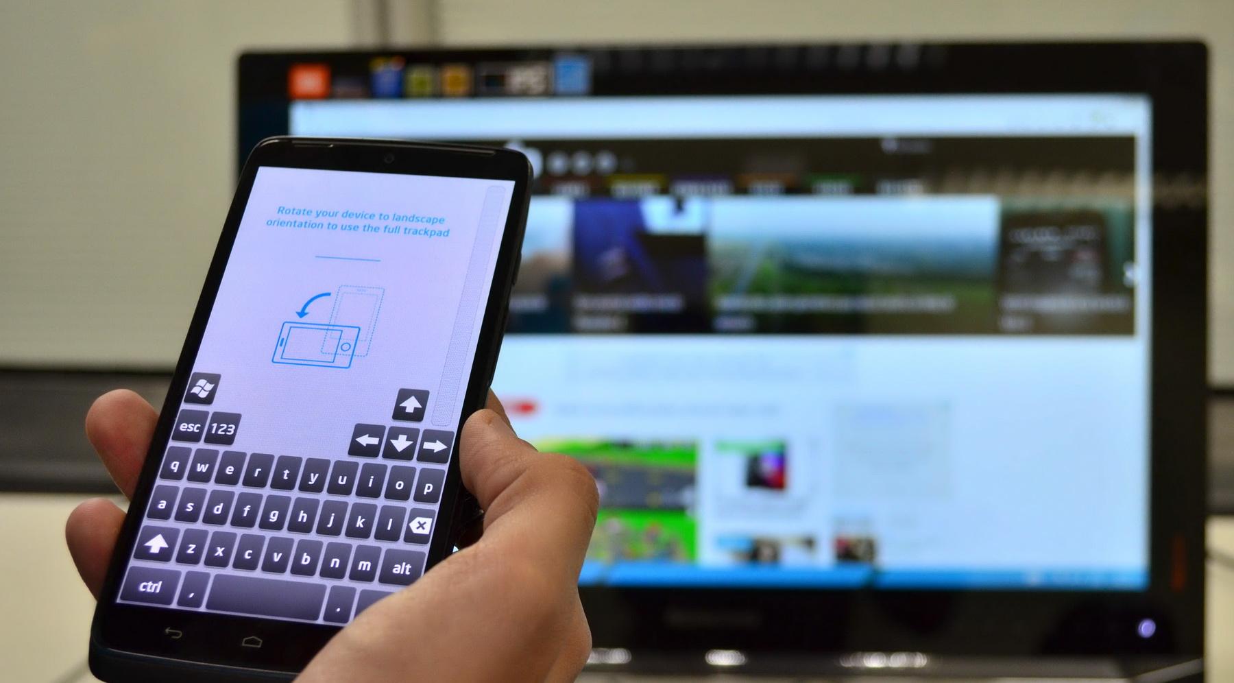 Intel просит пользователей Android удалить приложение Remote Keyboard из-за обнаруженных в нем багов