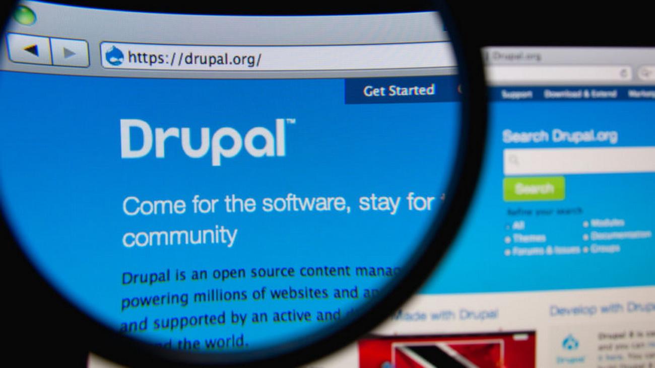 Взломанные сайты на базе Drupal распространяют майнеры, трояны и занимаются скамом