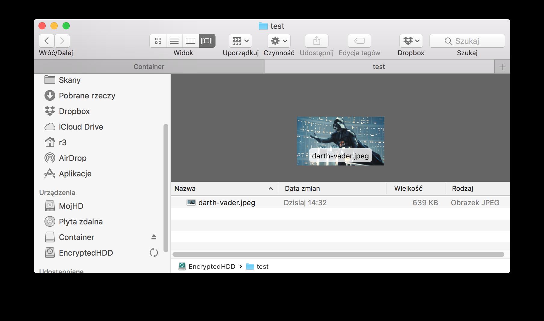 Баг в macOS раскрывает информацию, хранящуюся на зашифрованных дисках