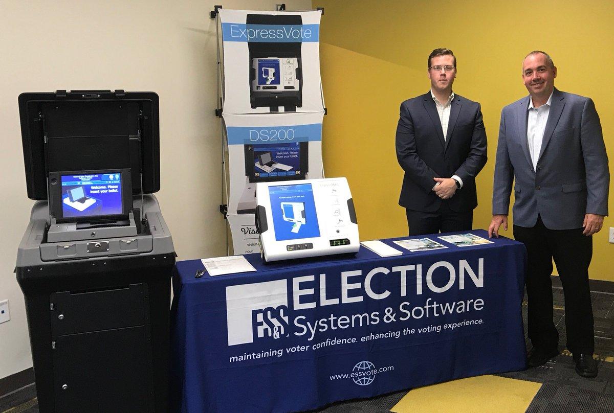 Поставщик решений для американских систем голосования оснащал продукты средствами удаленного доступа
