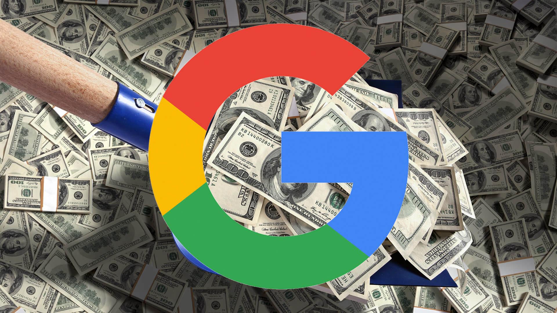 Власти ЕС оштрафовали Google на 5 млрд долларов за антимонопольные нарушения