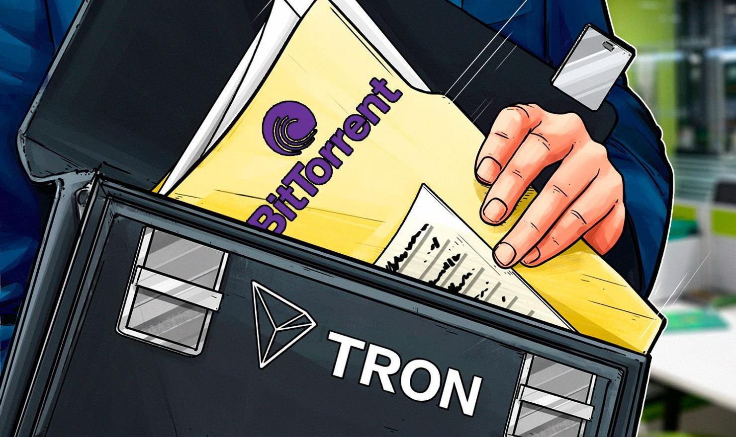 Разработчики криптовалюты Tron, купившие компанию BitTorrent, хотят поощрять сидеров финансово