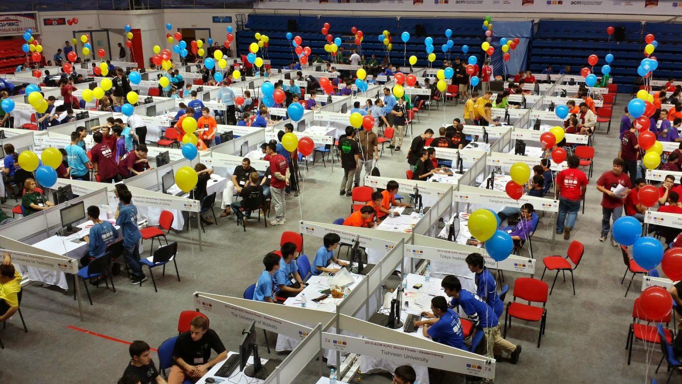 Финал ACM/ICPC 2018, Пекин, Китай