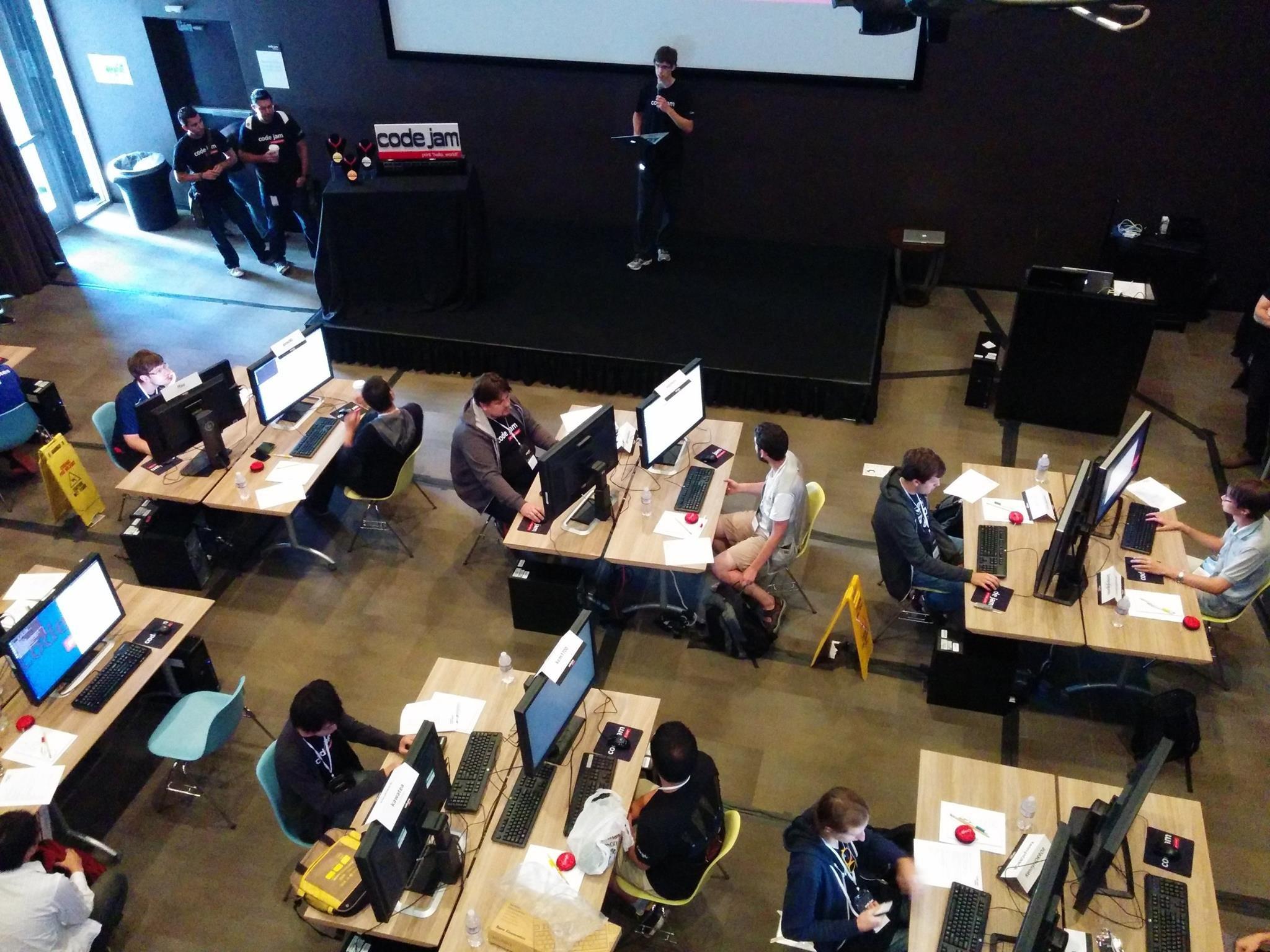 Соревнования Google Code Jam