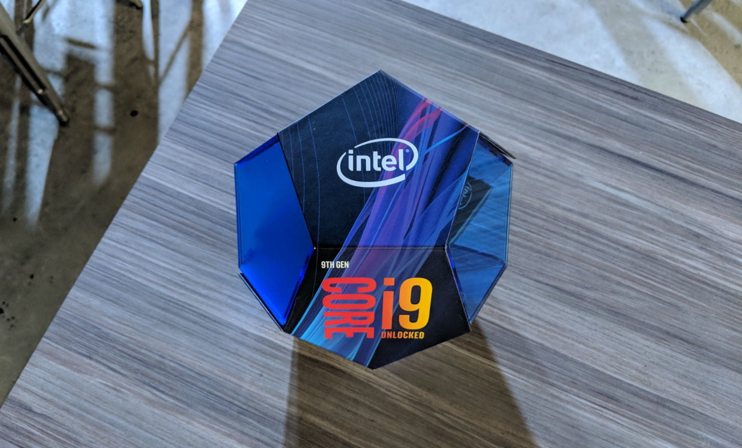 Процессоры Intel девятого поколения будут защищены от Meltdown и Spectre