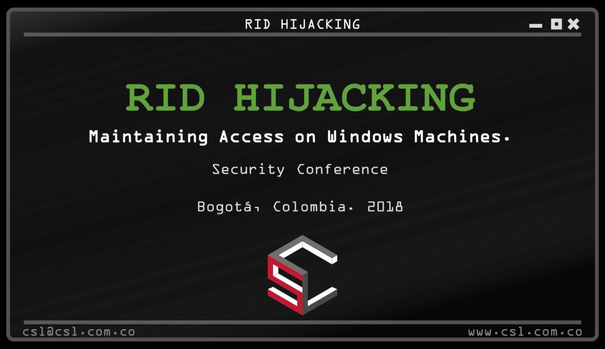 Найден способ подменить относительный идентификатор RID и повысить привилегии в Windows