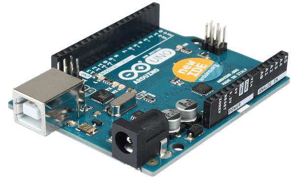 Arduino Uno и Raspberry Pi 3B+